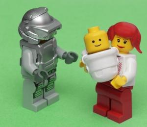 Lego-parents-baby-Yet I Trust
